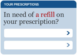 Manage Prescriptions